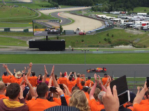 Formule 1 Tickets Oostenrijk